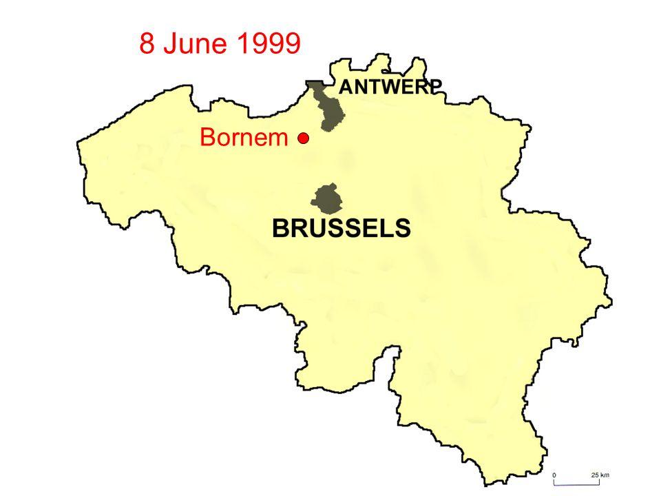 Bornem 8 June 1999