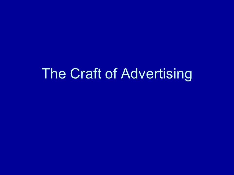 An advertisement has four jobs: 1.It must get people's attention, despite the hundreds of competing ads they see or hear every day.