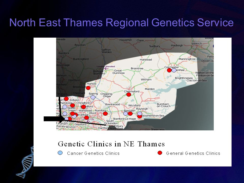 North East Thames Regional Genetics Service