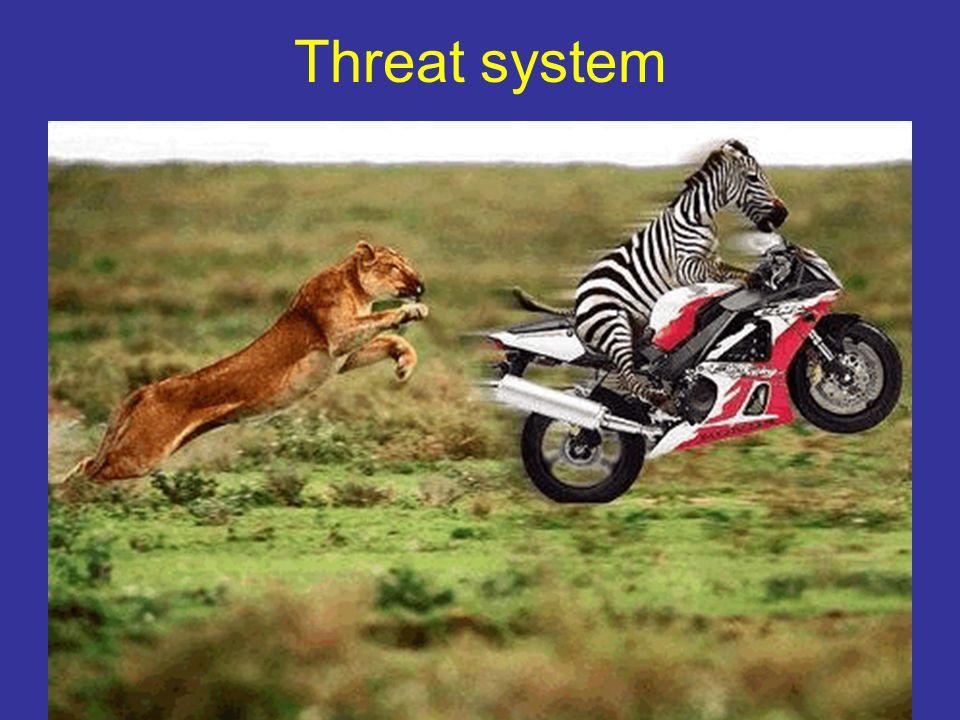 Threat system