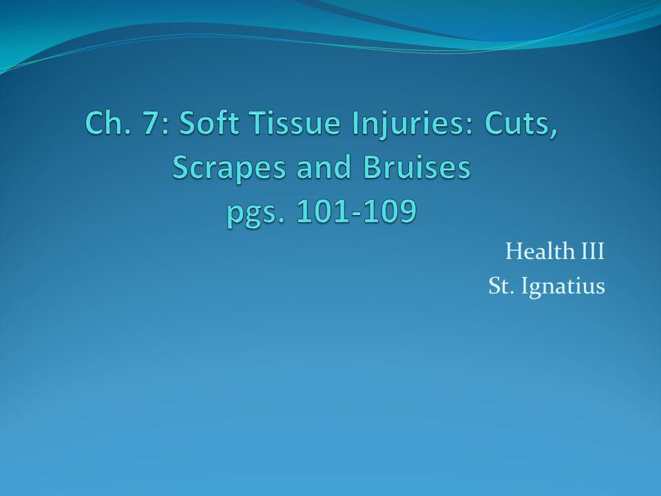 Health III St. Ignatius