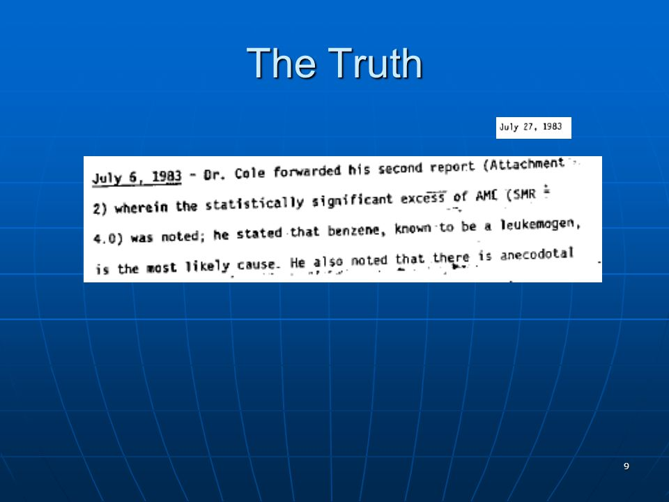 9 The Truth
