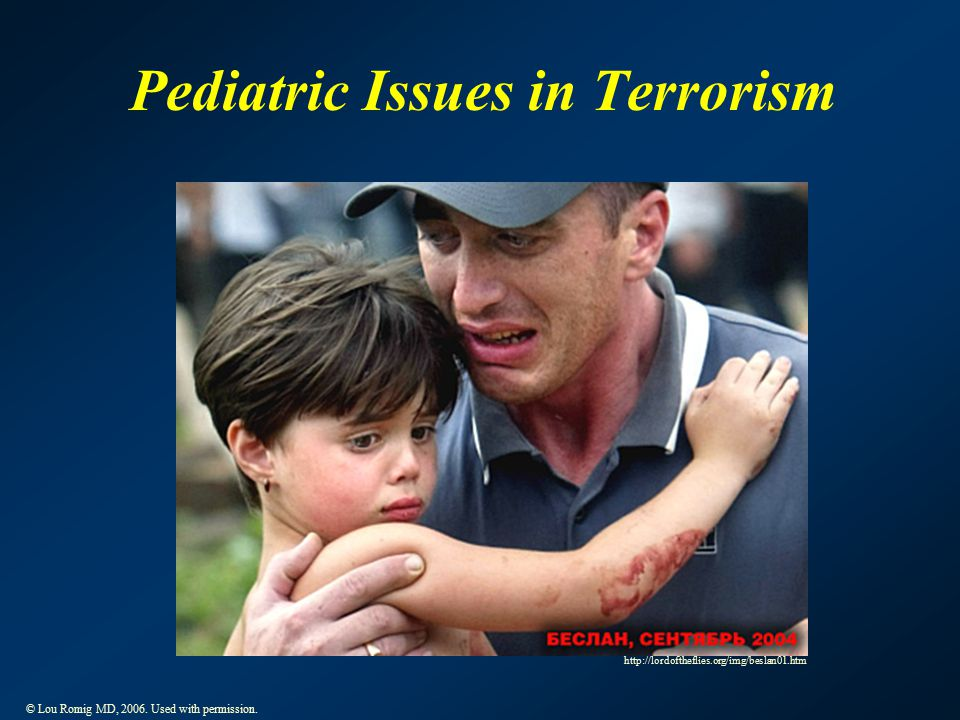 Children at Risk: Vulnerabilities  More permeable blood-brain barrier  Many rapidly reproducing cells  Unable to escape (longer exposure)  Found in large groups (contagion)