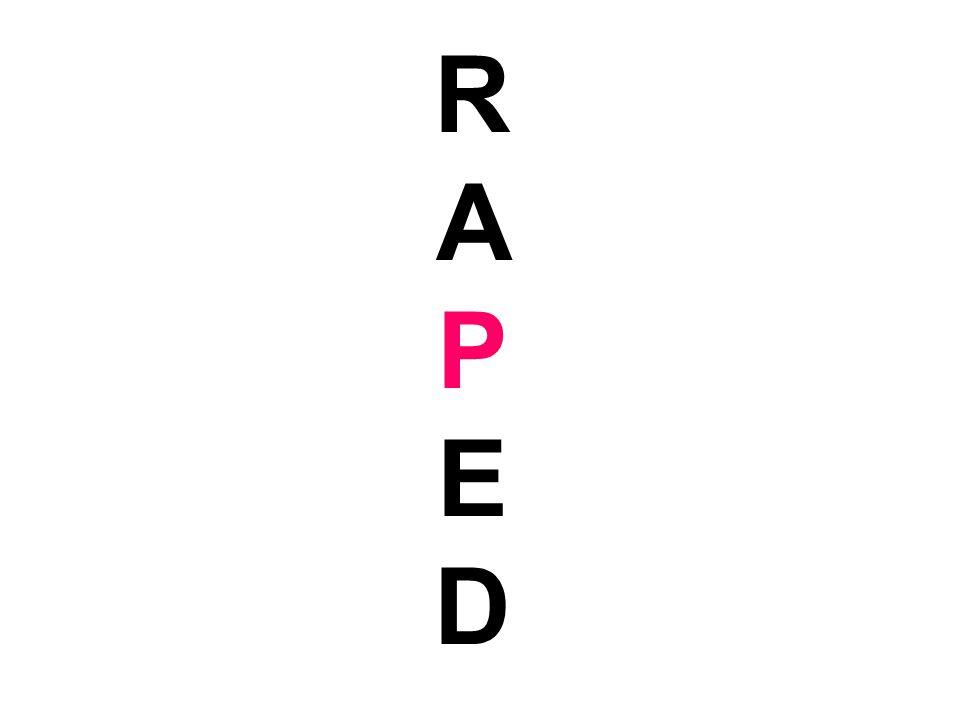 RAPEDRAPED
