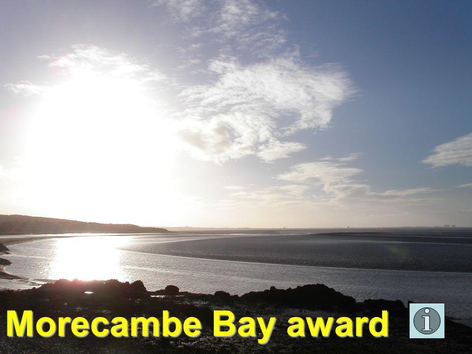 Morecambe Bay award
