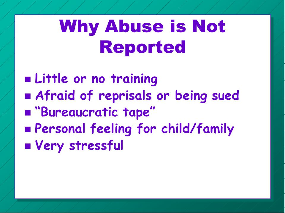 Sexual Abuse and Unlawful Sexual Behavior Touching offenses, such as n Fondling n Intercourse, rape, sodomy n Child forced to touch perpetrator in sexual manner