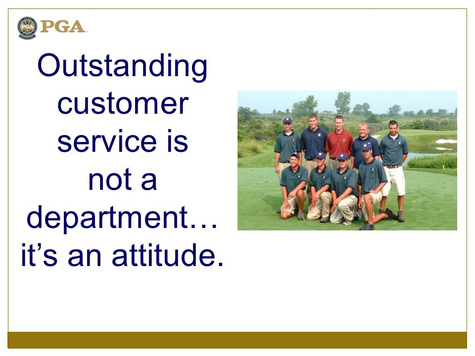 In the final analysis, 5-Star Customer Service will only work when we genuinely care about our guests.