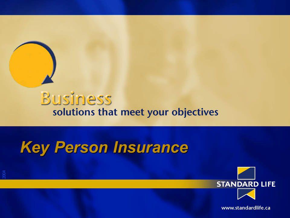 2004 Key Person Insurance