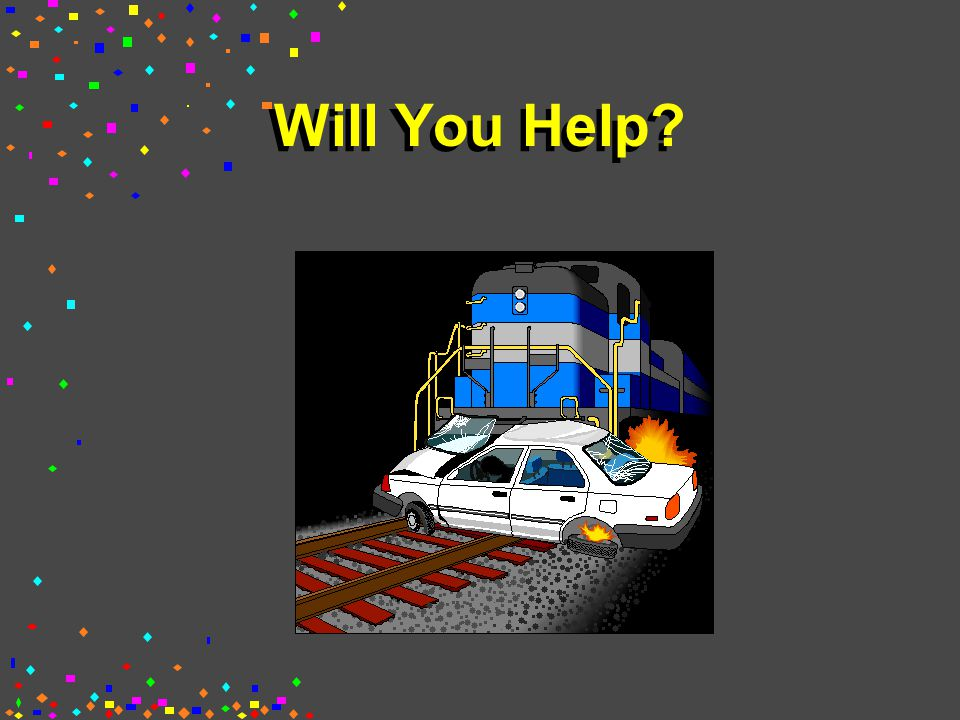 Will You Help