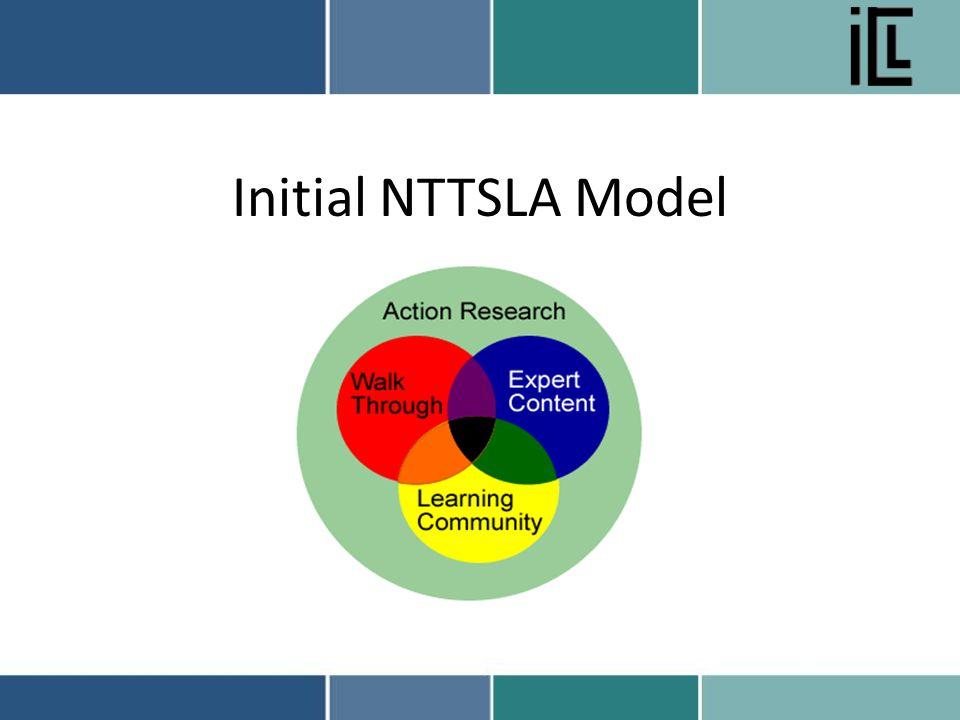 Initial NTTSLA Model