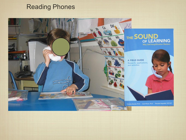 Reading Phones