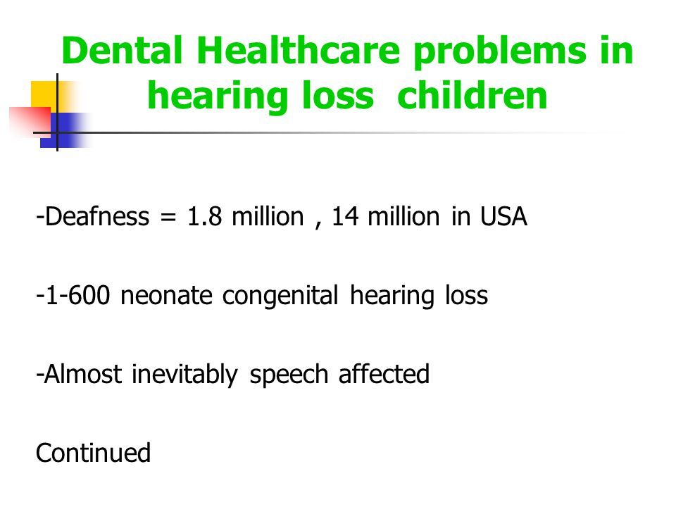 How speech and psychological problem in deaf?
