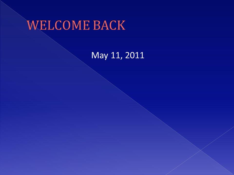 May 11, 2011