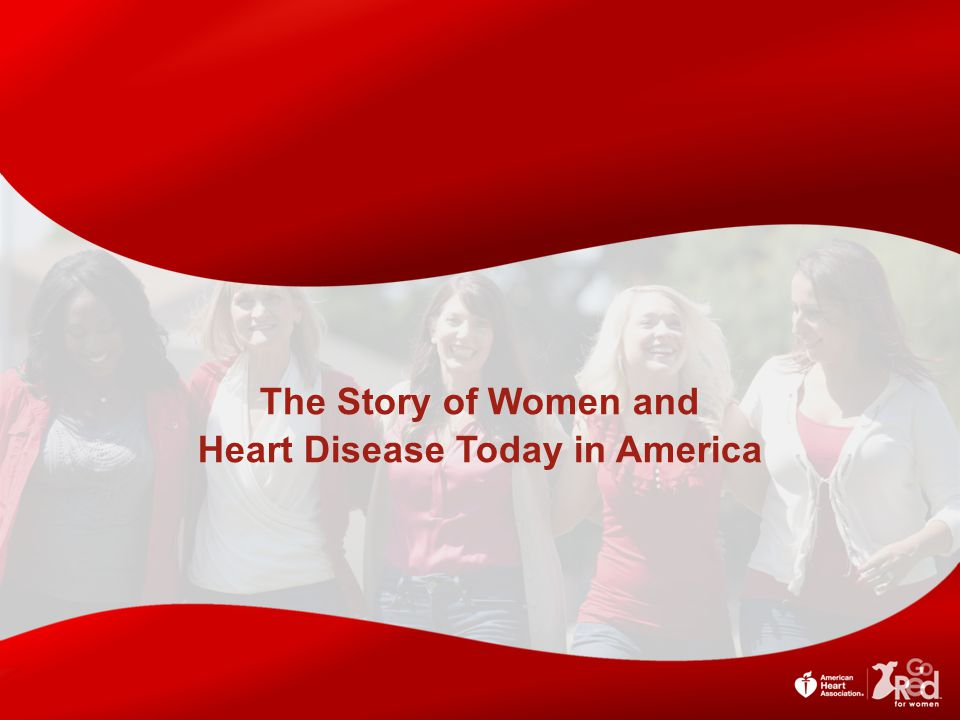 The Story of Women and Heart Disease Today in America