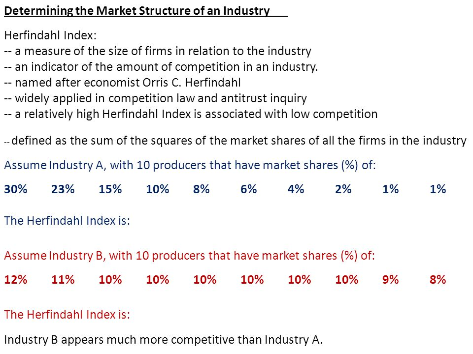 25-11 Why is there so much advertising in monopolistic competition and oligopoly.