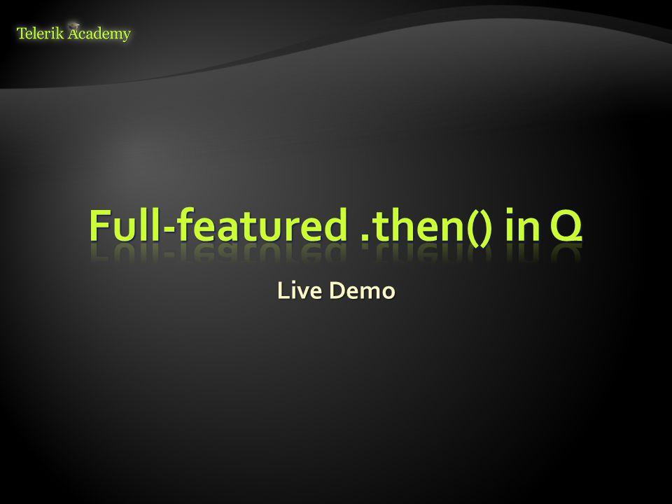 Live Demo