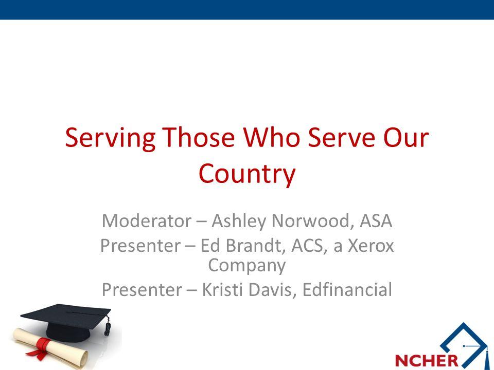 Servicemembers Civil Relief Act (SCRA)