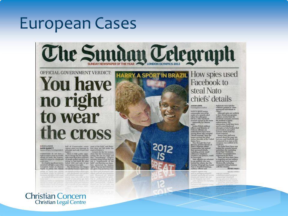 European Cases