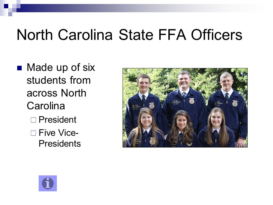 Dr. Steve Brown Currently the National FFA Advisor Employed by the Department of Education