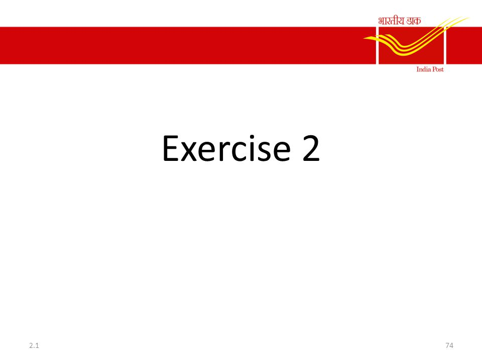 Exercise 2 742.1