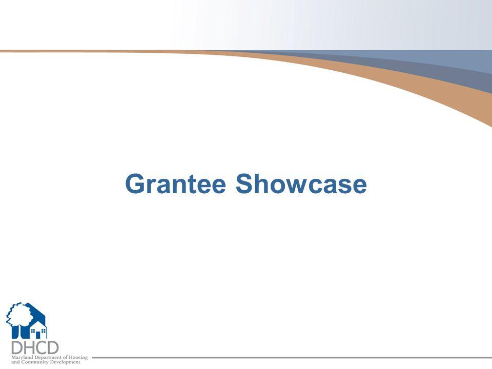 Grantee Showcase