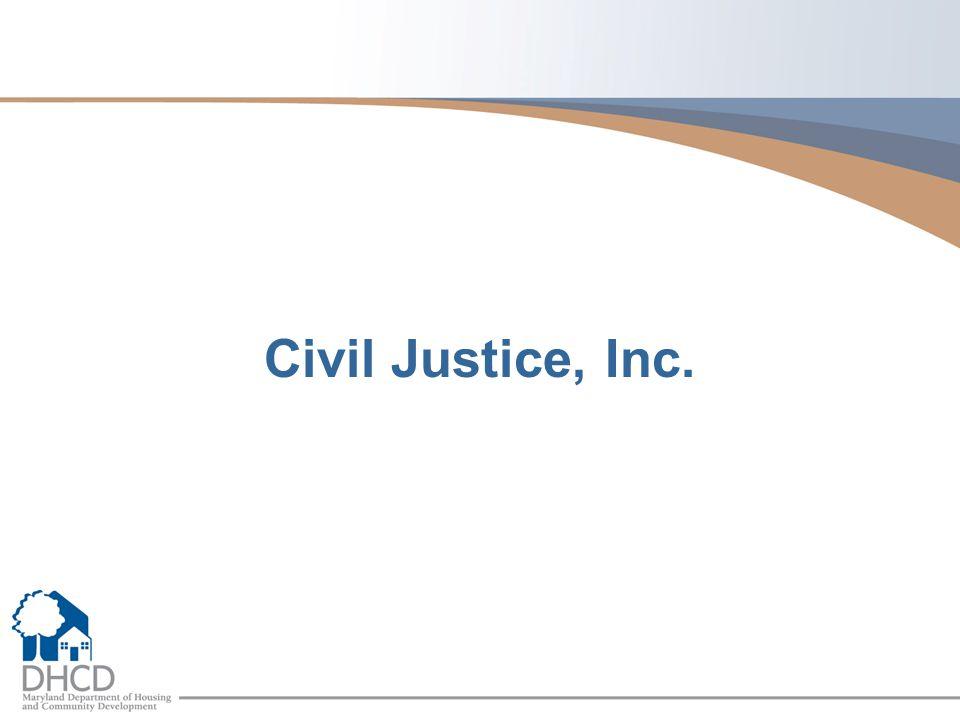 Civil Justice, Inc.