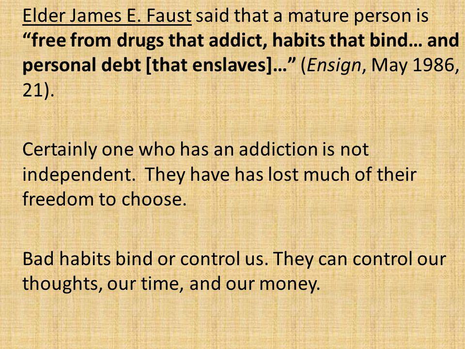 Elder James E.