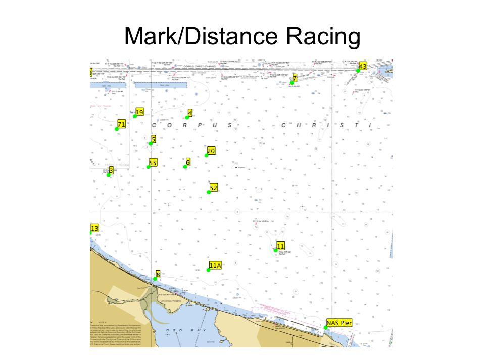 Mark/Distance Racing