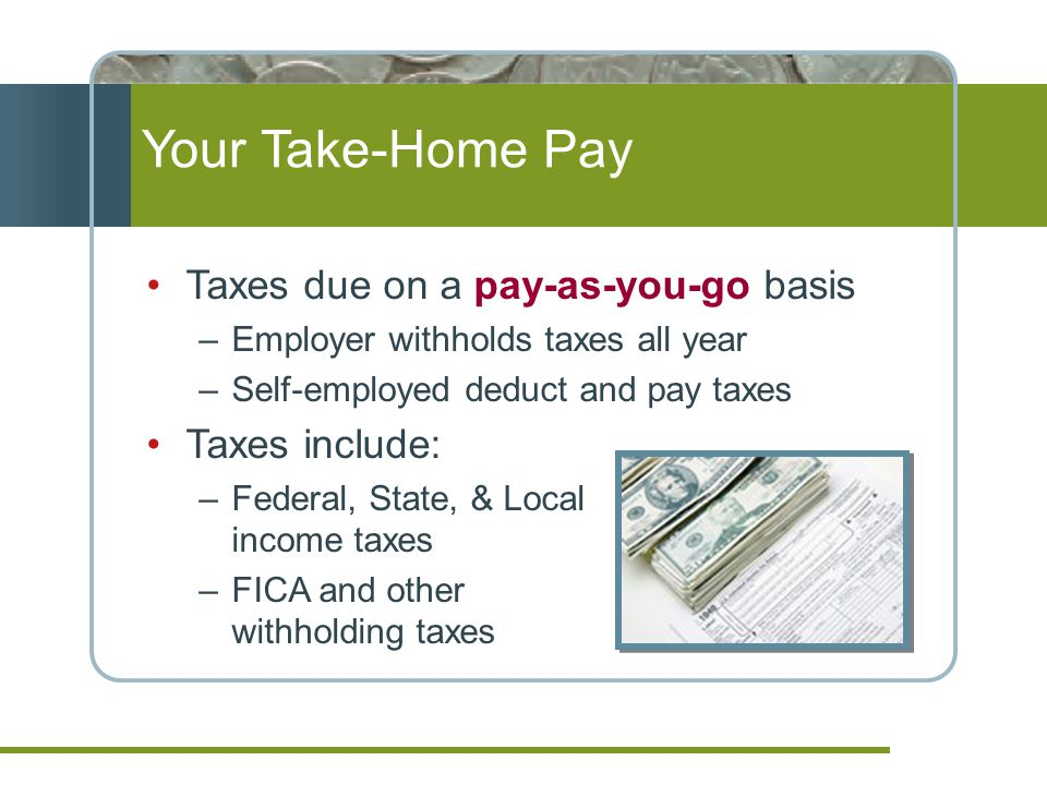 Tax Forms and Schedule-1040 Standard Form 1040 Taxable income over $100,000 Claim itemized deductions Use when reporting self- employment income or reporting income from sale of property