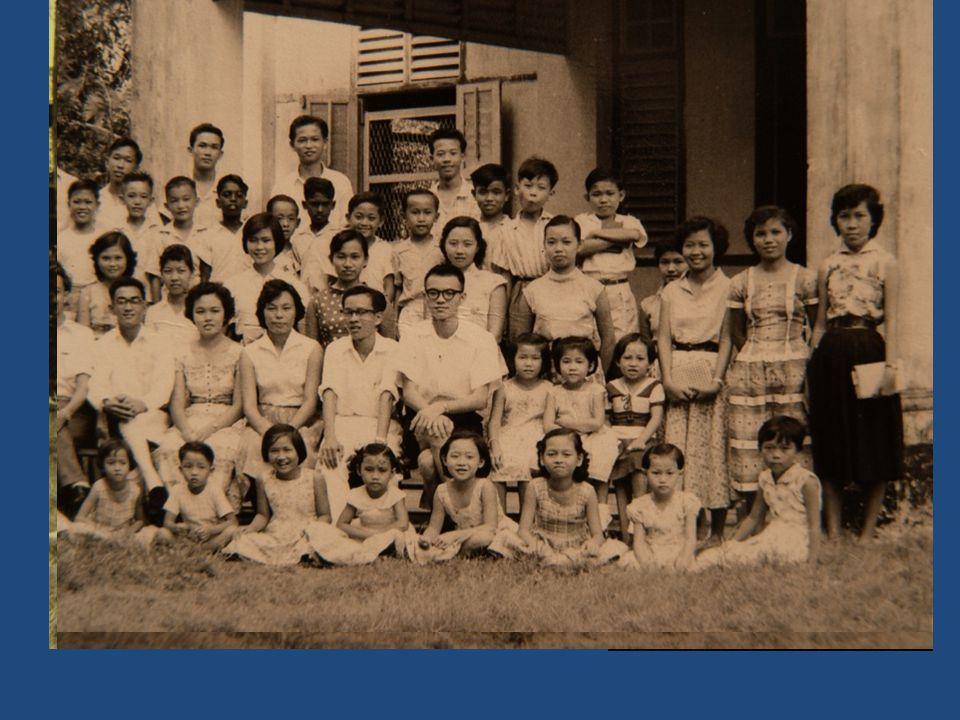 Memories of Butterworth Gospel Hall Re: Weddings of the Ng Family at BWGH: Wong Koon Ming to Ng Meng Yoke (1960) Ng Chee Meng to Oon Bong Chee Ng Leong Yoke to Lim Yau Chuan (1975)