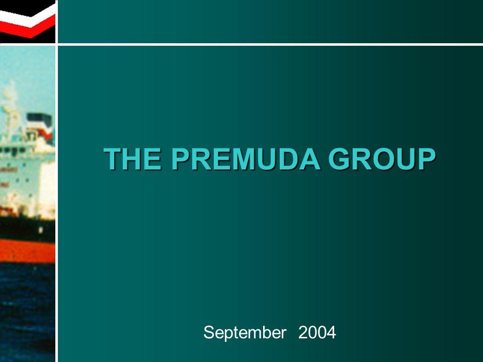 THE PREMUDA GROUP September 2004