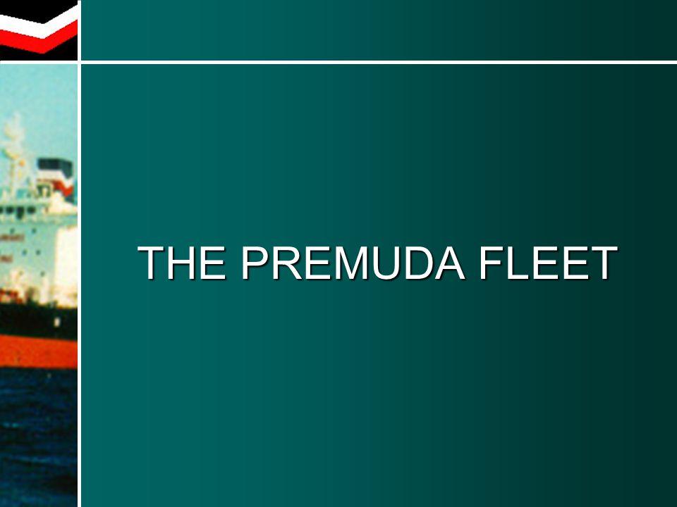 THE PREMUDA FLEET