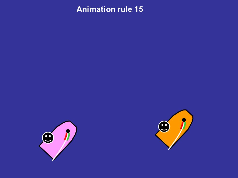 SECTION B GENERAL LIMITATIONS 14AVOIDING CONTACT A boat shall avoid contact with another boat if reasonably possible. However, a right-of-way boat or