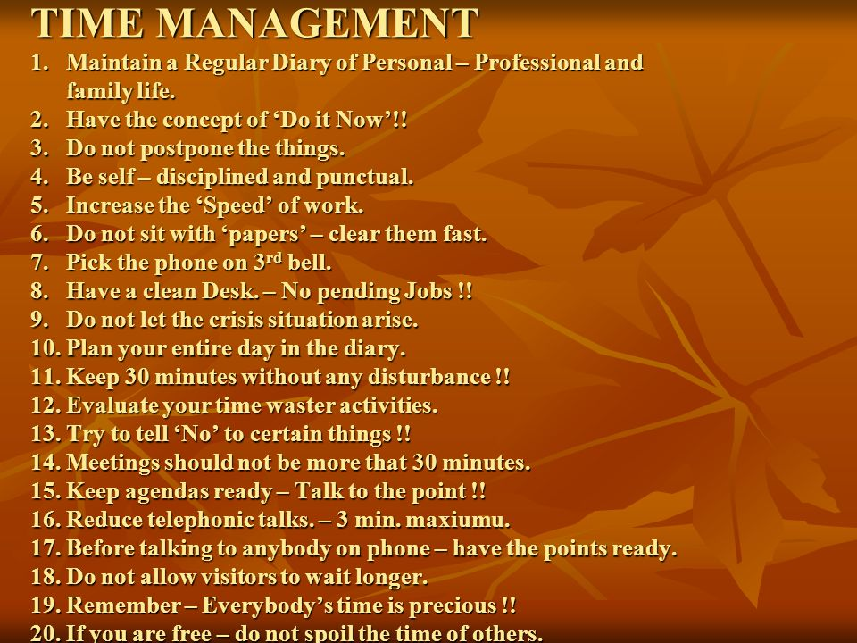 CHANGE MANAGEMENT 1.'CHANGE' is a must in this competitive world.
