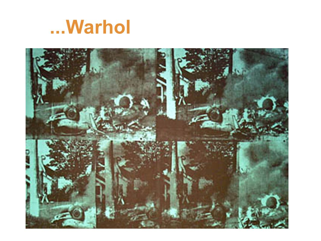 ...Warhol
