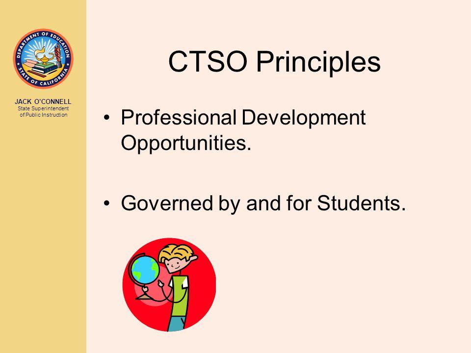 JACK O'CONNELL State Superintendent of Public Instruction SkillsUSA http://www.skillsusaca.org Clay Mitchell 916-445-5568 cmitchel@cde.ca.gov
