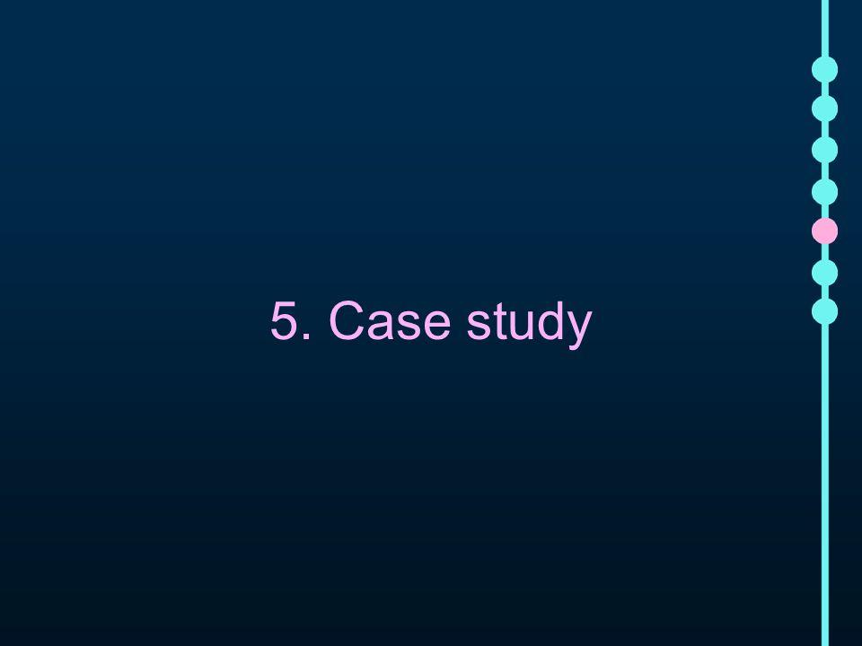 5. Case study