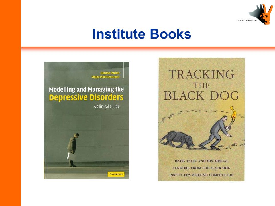 Institute Books