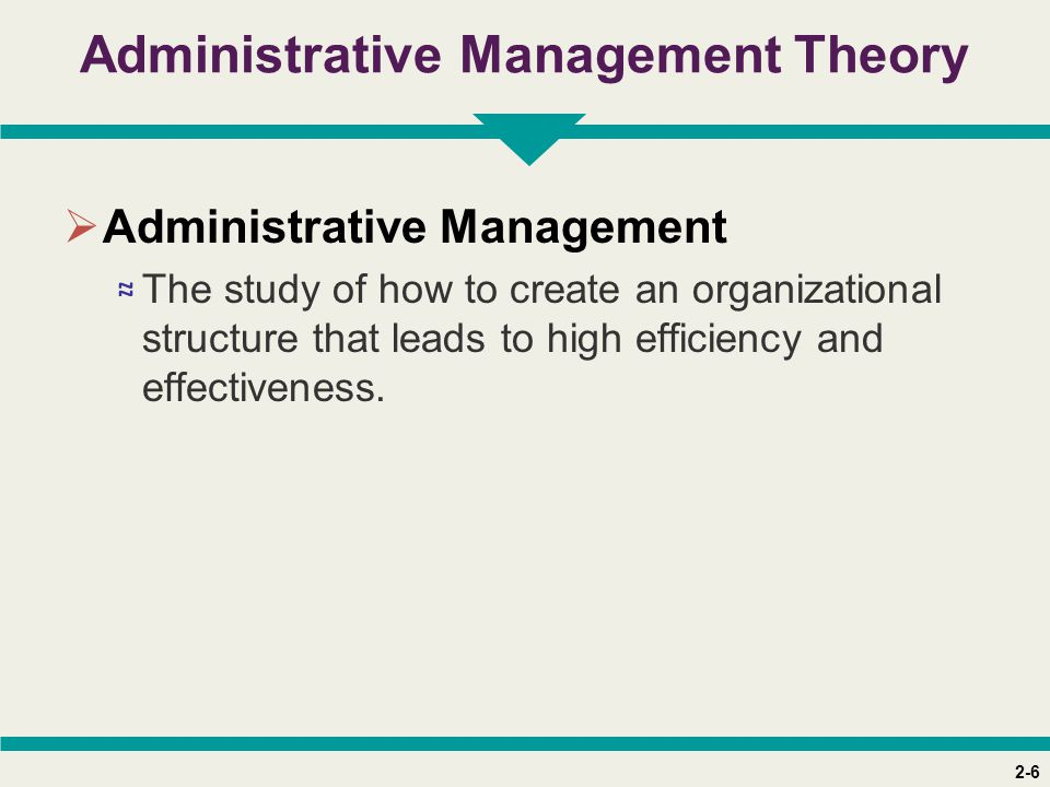 2-17 Management Science Theory  Total quality management ≈ focuses on analyzing an organization's input, conversion, and output activities to increase product quality ≈ DSCI 446  Management information systems ≈ help managers design systems that provide information that is vital for effective decision making ≈ CIS 305 ≈ ACCT 413