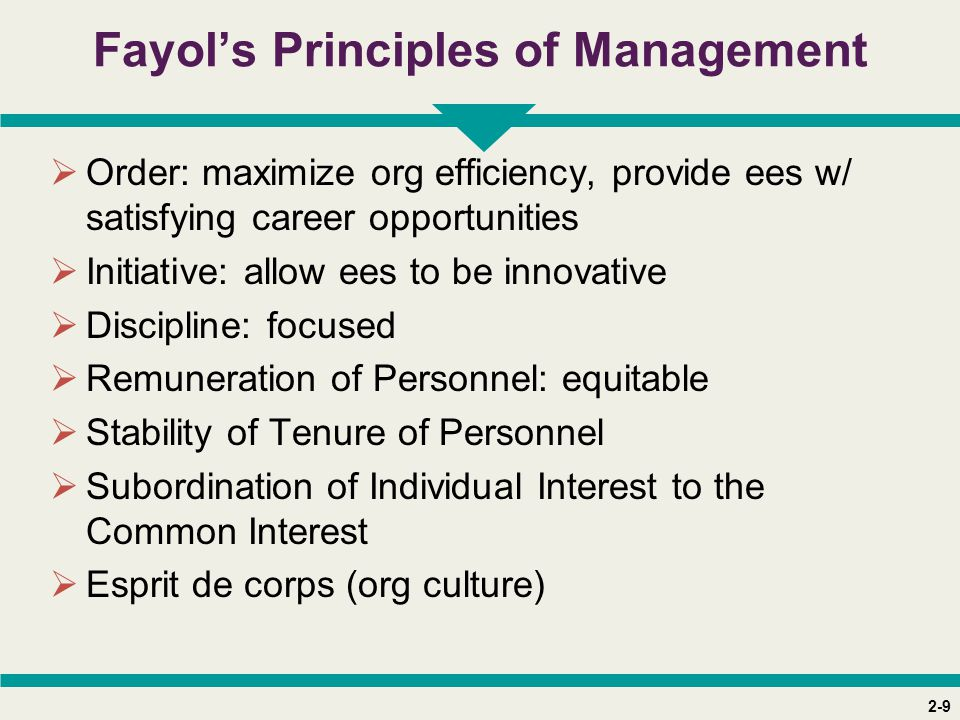 2-10 Behavioral Management Theory  Behavioral Management ≈ The study of how managers should personally behave to motivate employees and encourage them to perform at high levels and be committed to the achievement of organizational goals.