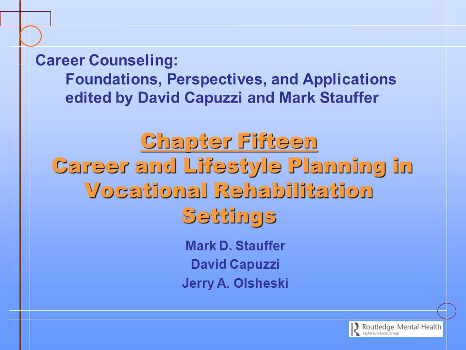 Career Development Issues for People With Disabilities   Lack of participation in the workforce   Chronic unemployment   Functional limitations