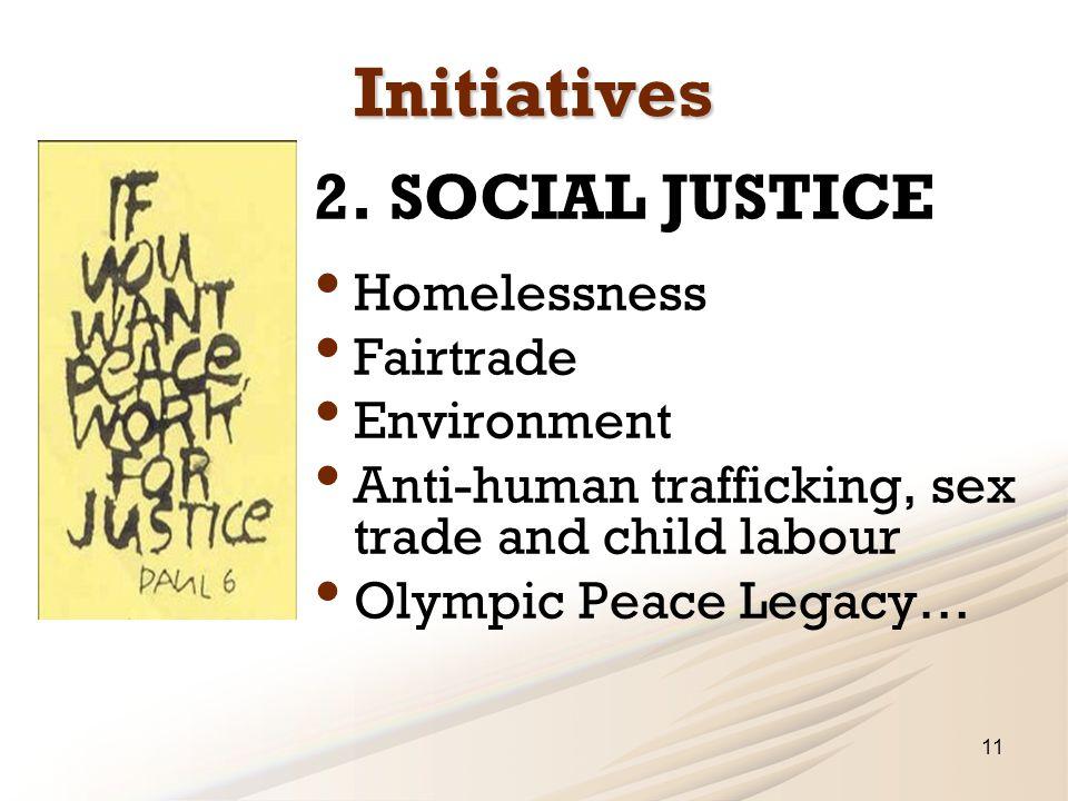 Initiatives 2.