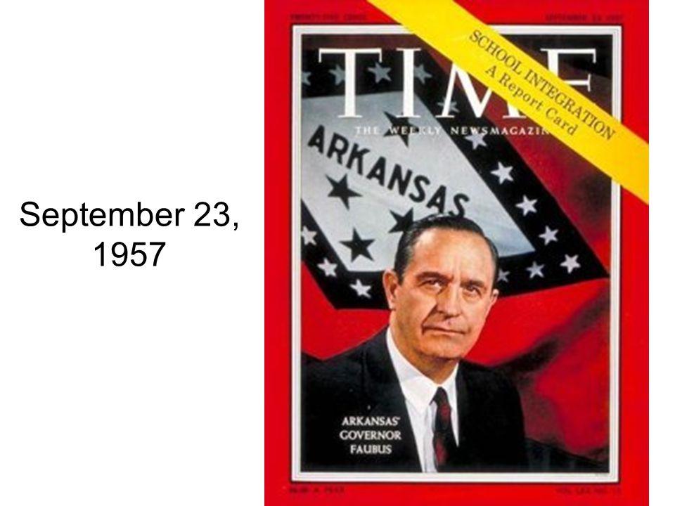 September 23, 1957