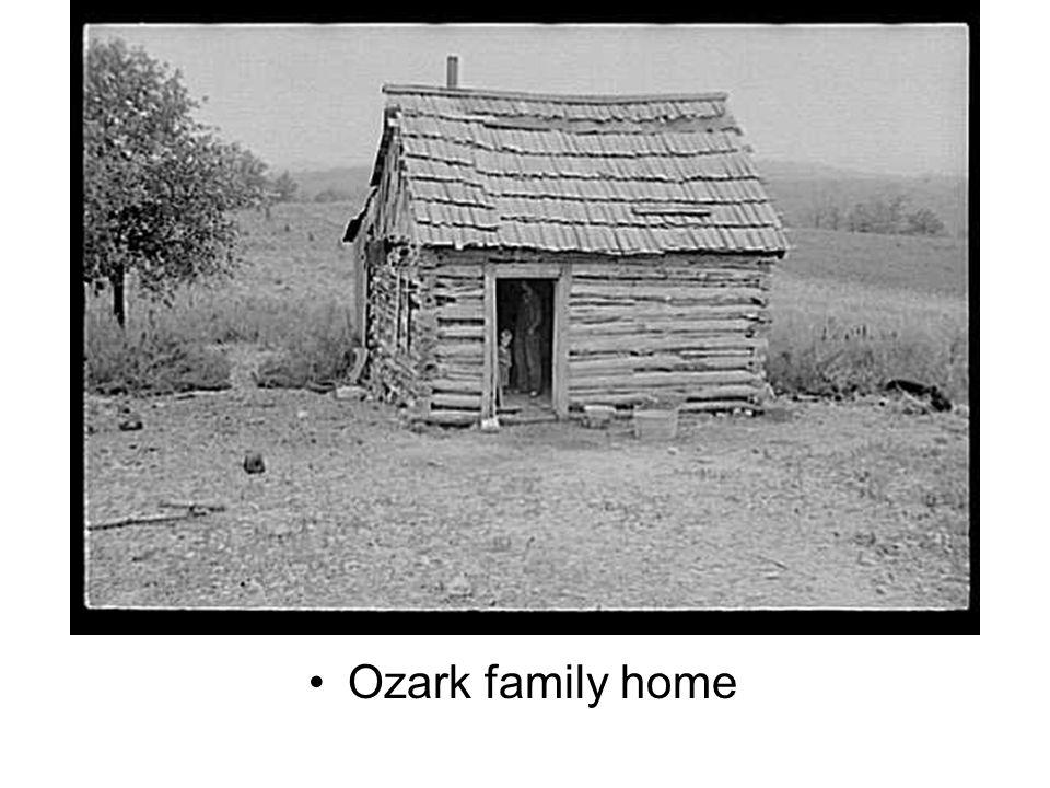 Ozark family home