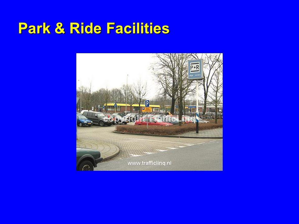 Park & Ride Facilities