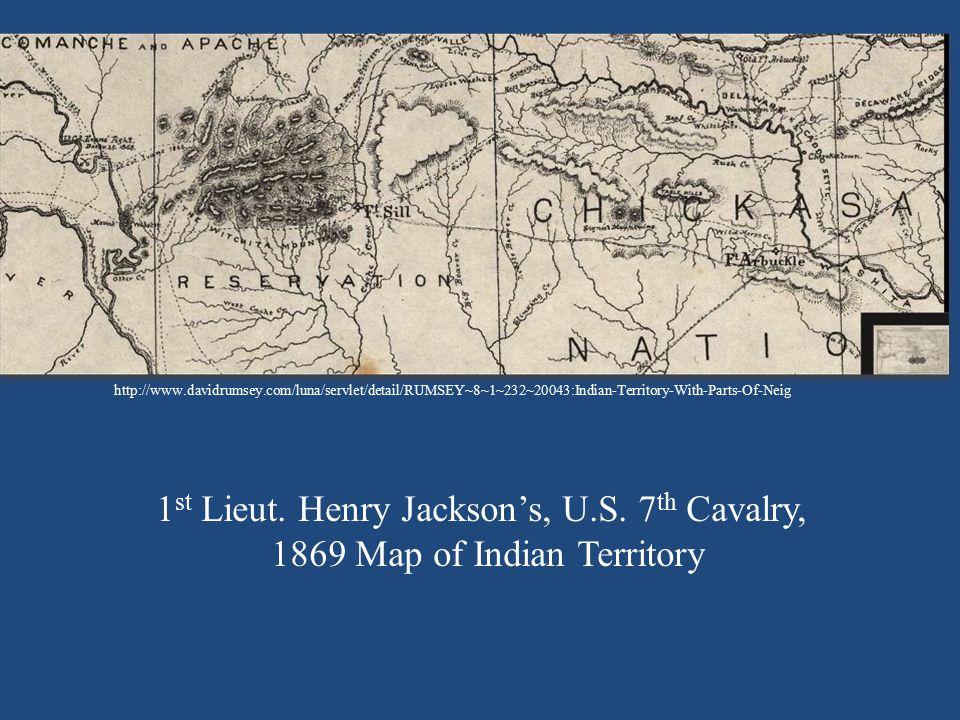 Cadet Henry O.Flipper Sergeant I-See-O Kiowa Indian Scout Col.