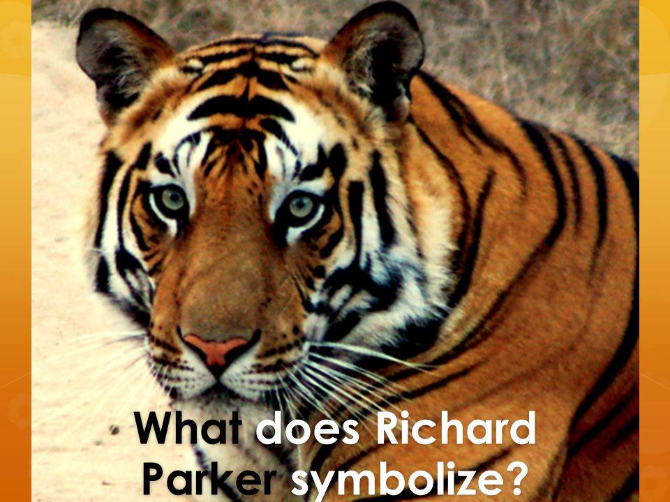 What does Richard Parker symbolize?