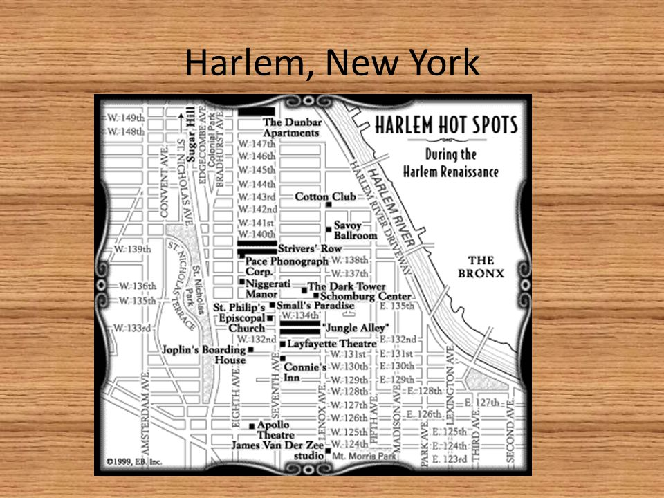 The Harlem Renaissance by Parker J. E. Carte