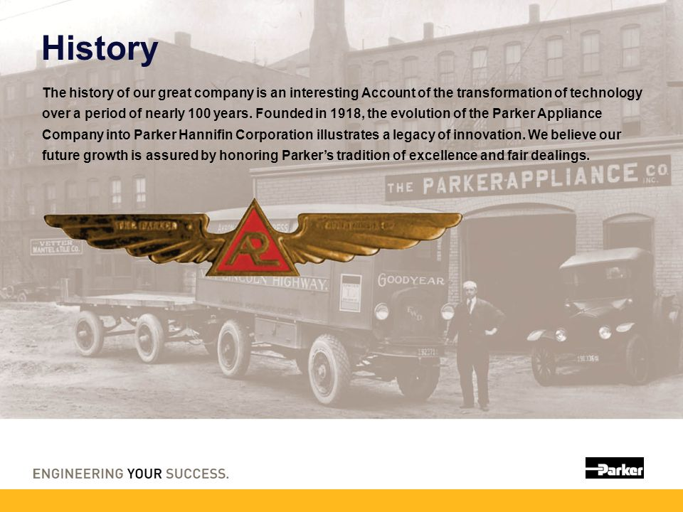 History The history of our great company is an interesting Account of the transformation of technology over a period of nearly 100 years. Founded in 1