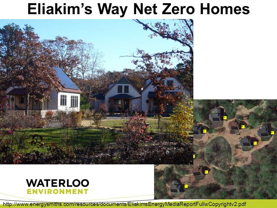 Eliakim's Way Net Zero Homes 13 http://www.energysmiths.com/resources/documents/EliakimsEnergyMediaReportFullwCopyrightv2.pdf